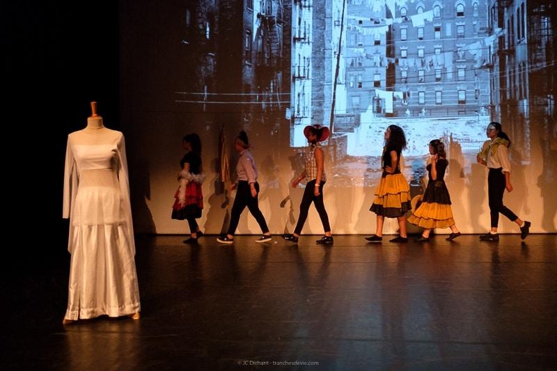 Du côté de West Side Story - EMA de Vitry sur Seine